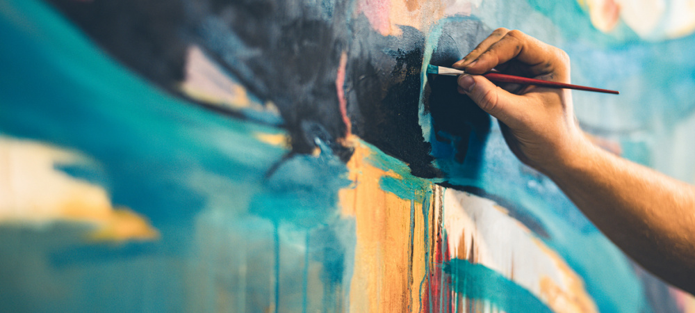 Kunst zu Corona-Zeiten: nach Hause liefern lassen