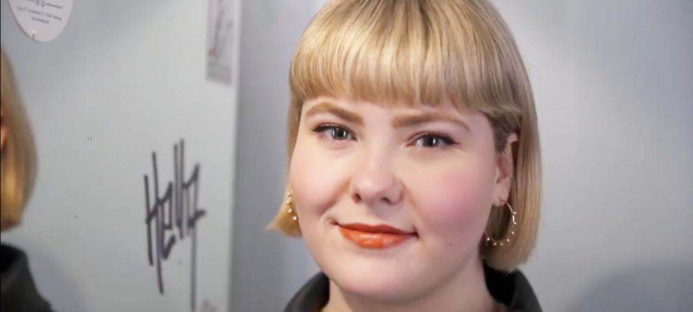 Curvy Model Laura Grübler