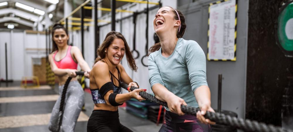 Macht Sport glücklich? Bewegung schüttet Serotonin und Dopamin aus