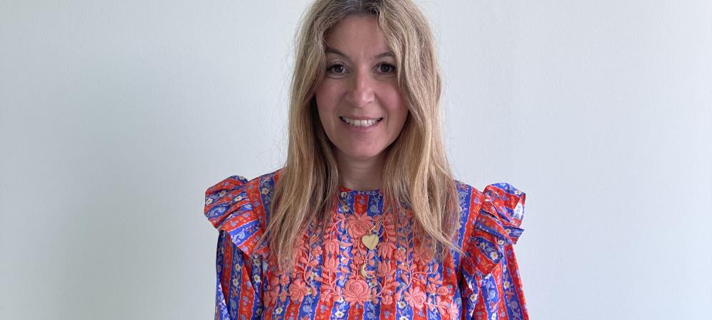 Mentorin Yasmin von Schlieffen-Nannen