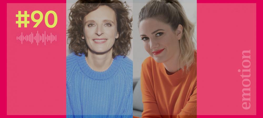 Kasia Mol-Wolf und Monique Hoell