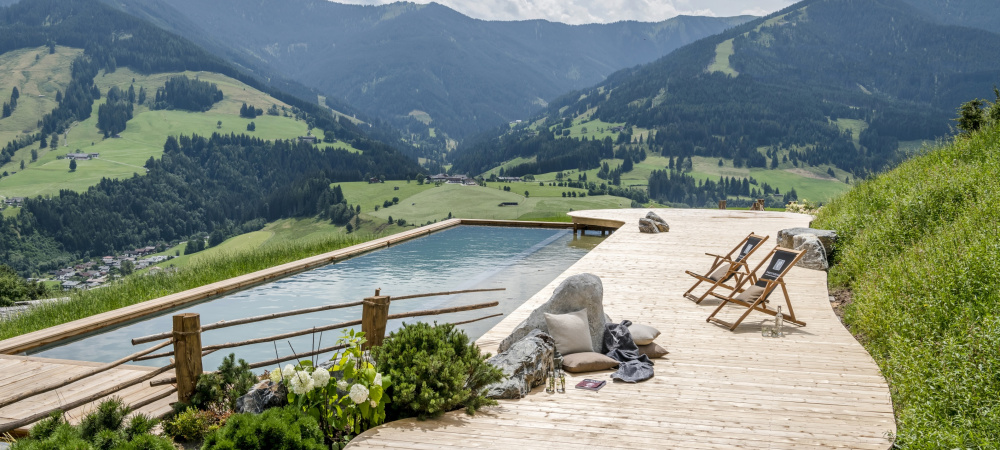 My Slow Place: Bergdorf Priesteregg