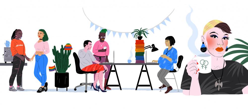Outing am Arbeitsplatz: Warum viele die sexuelle Orientierung verschweigen