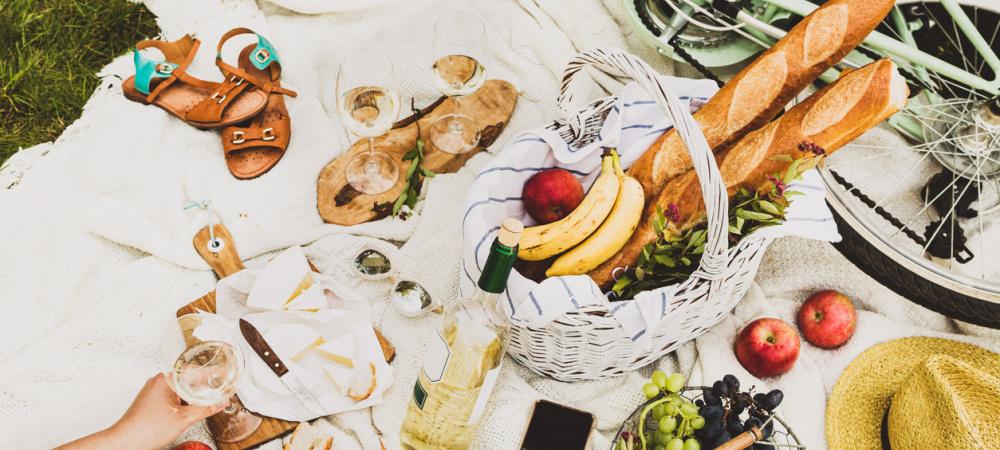 Picknick Produkte nachhaltig