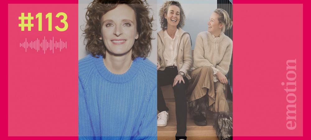 "Franziska Trautmann & Katinka Magnussen bei ""Kasia trifft..."""