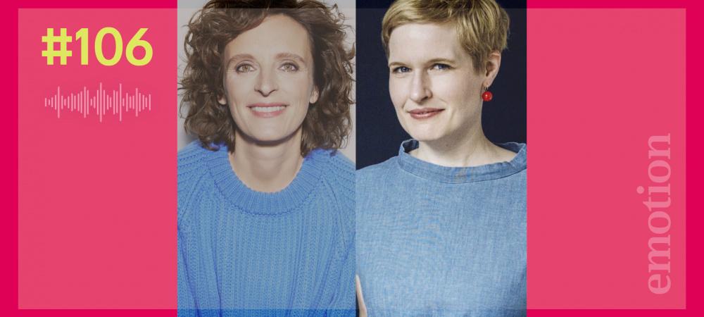 Kasia Mol-Wolf und Stefanie Lohaus