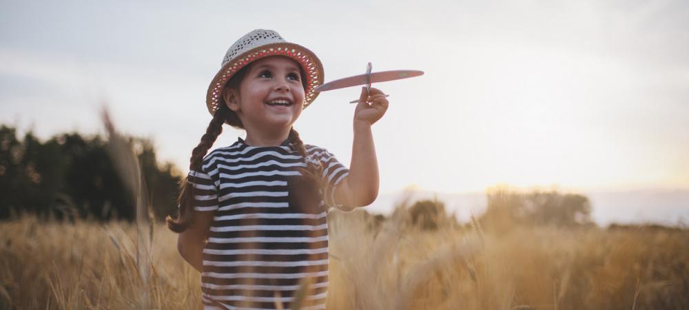 Wie vermittle ich meinen Kindern ein positives Körpergefühl?
