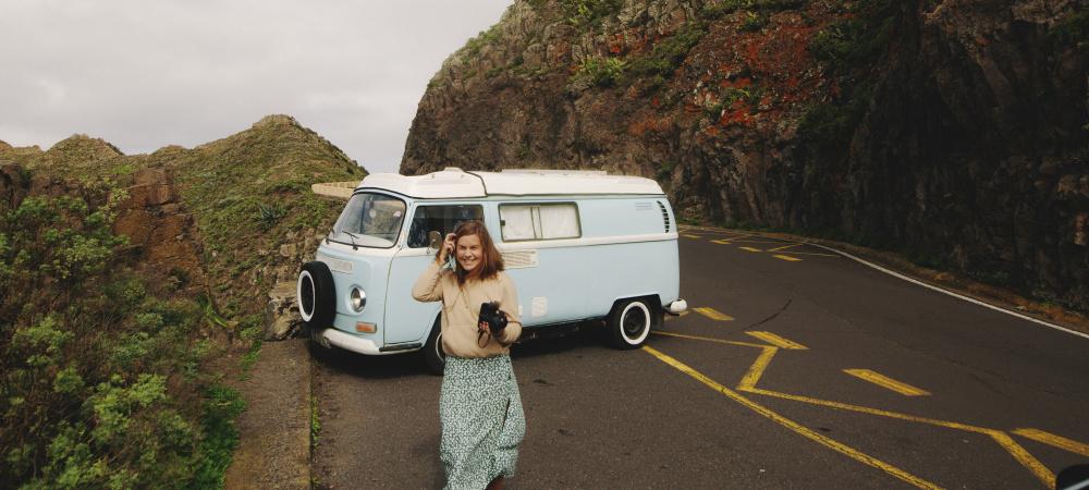 Roadtrip auf Teneriffa: Kleiner Bulli, große Freiheit