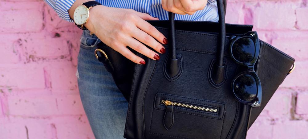 Schnäppchen schaden unserem Selbstbewusstsein: Handtasche