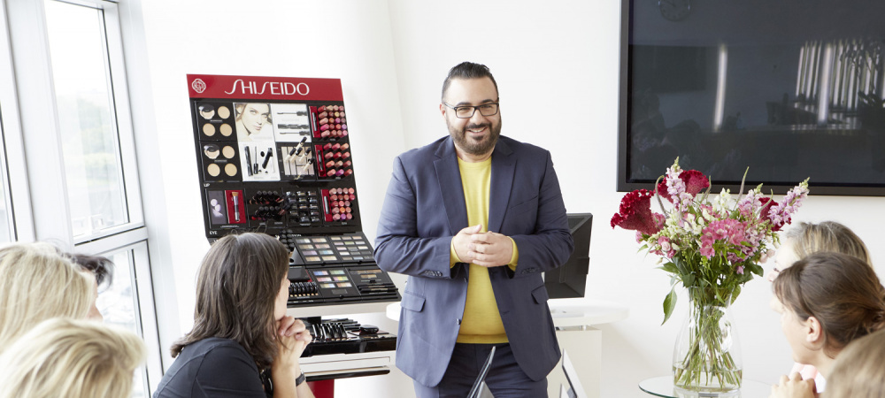 Shiseido Trainer