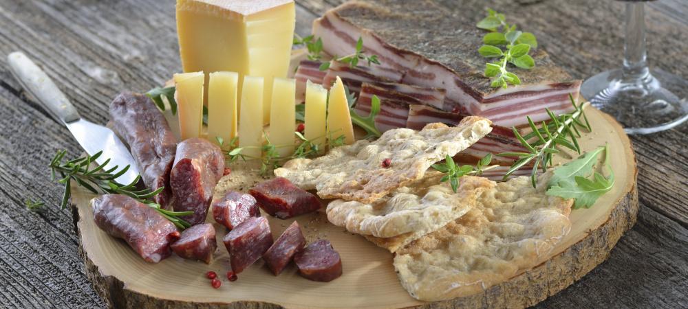 Südtiroler Snack