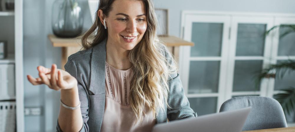 Die 9 besten Tipps, um Videokonferenzen und bei Online-Präsentationen zu glänzen