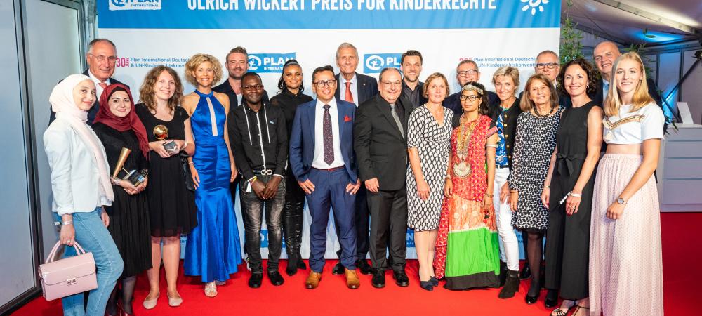 Ulrich-Wickert-Preis für Kinderrechte 2019