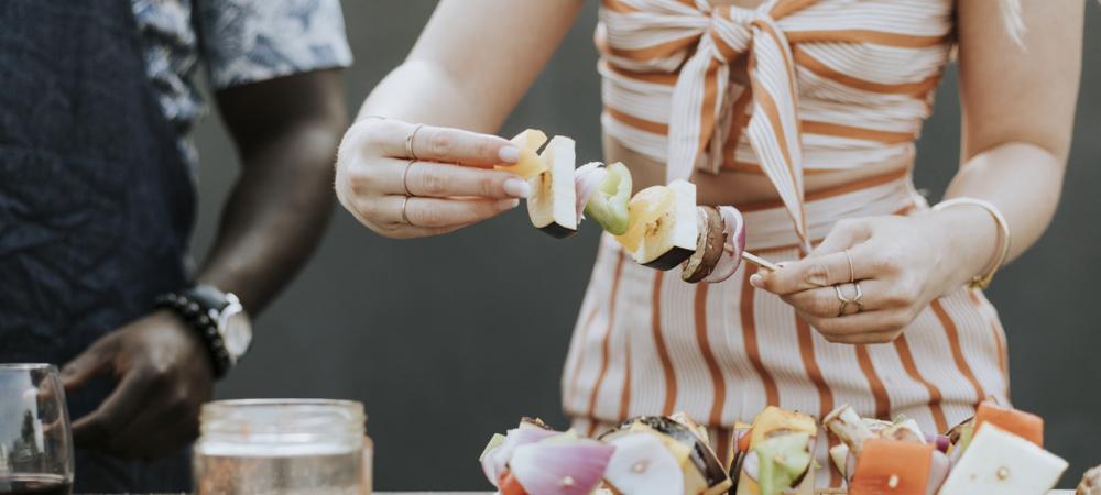 Vegan Grillen: Rezepte von Food-Bloggern
