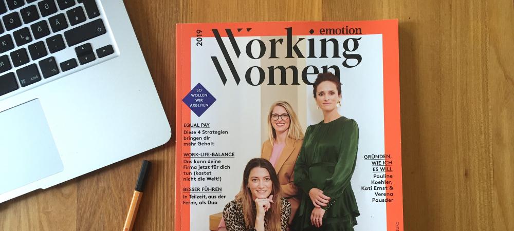 Working Women Magazin 2019