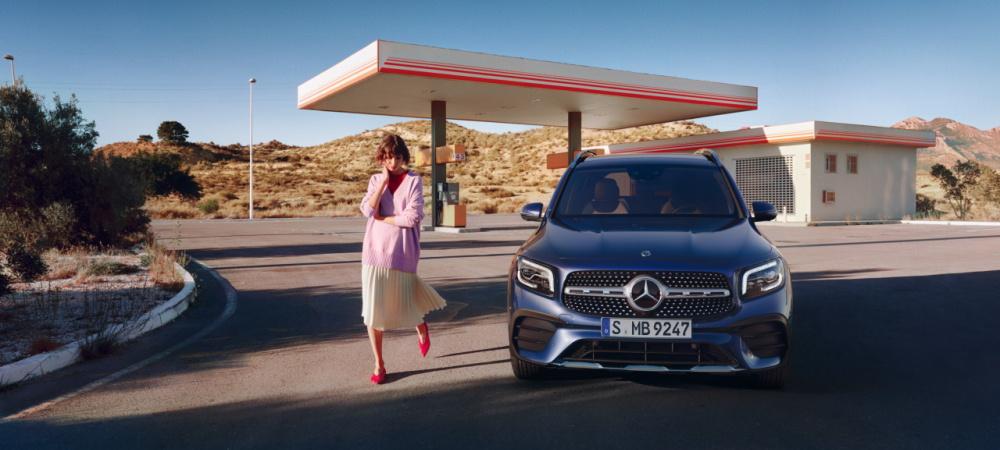 She´s Mercedes Motiv