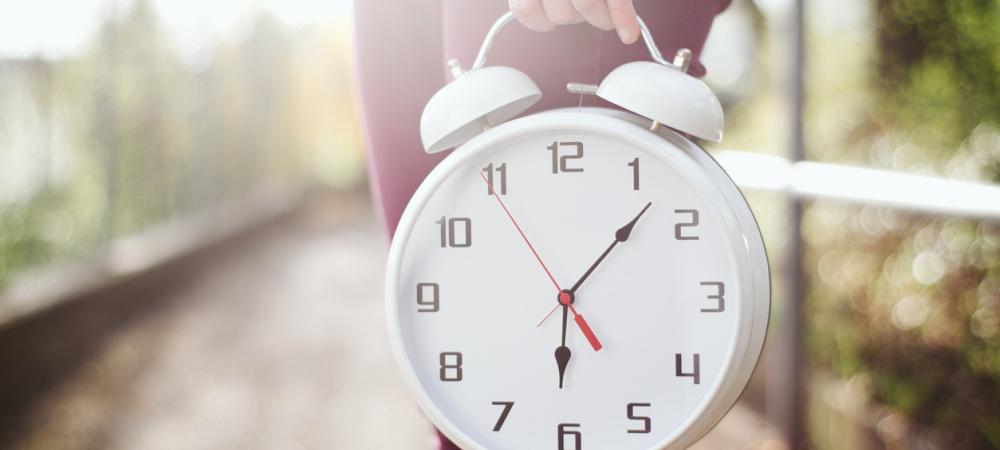 Zeit einteilen: Mach den Test. Habe ich meine Zeit im Griff?