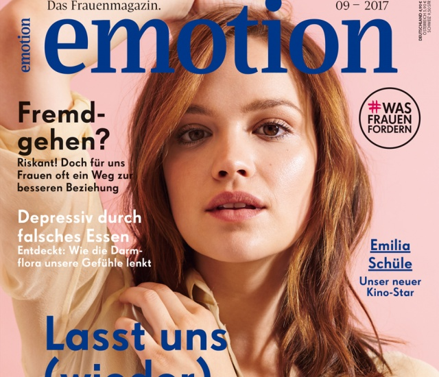 EMOTION Cover 09/17