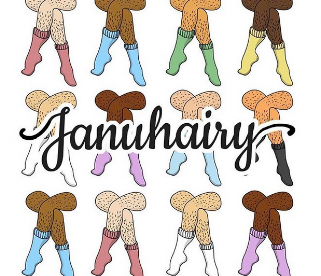 Januhairy