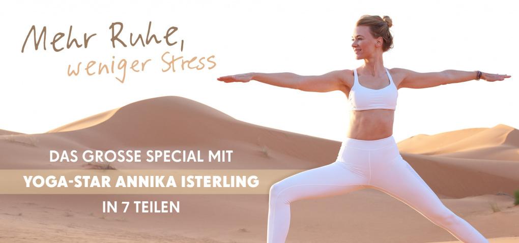 Annika Isterling: Mehr Ruhe Tipps