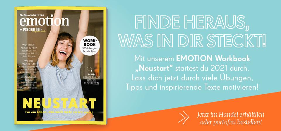 EMOTION Workbook Neustart