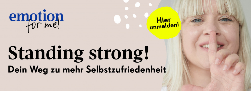 Melodie Michelberger bei EMOTION for me