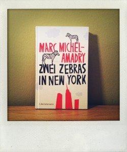 Marc Michel-Amadry - Zwei Zebras in New York