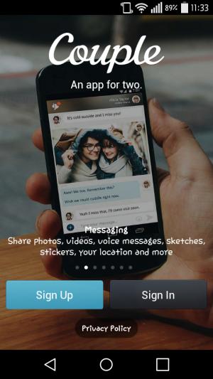 App: Couple