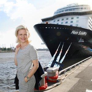 Iveta Apkalna und Mein Schiff 6