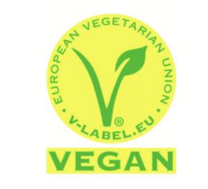 Kosmetiksiegel: V-Label