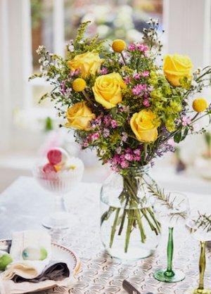Blumenstrauß Bouquet Rosie