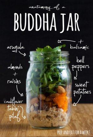 Buddha Jar