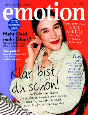 EMOTION Cover Juni 2018