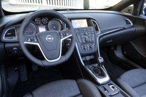 Opel Cascada Innenausstattung
