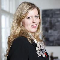 Bloggerin Holly Becker