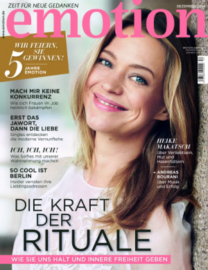 EMOTION Cover 12/2014