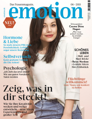 EMOTION Cover 6/2015
