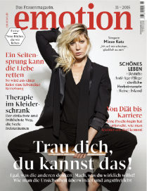 EMOTION Cover 11/2015