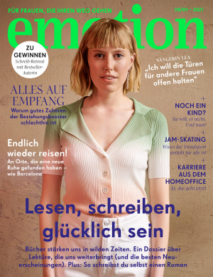 Cover EMOTION 08/09 - 2021