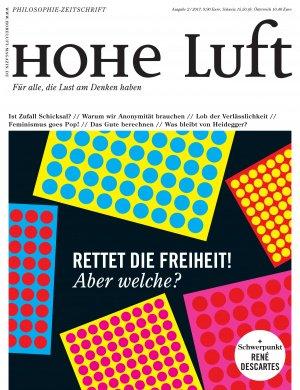 Hohe Luft Magazin