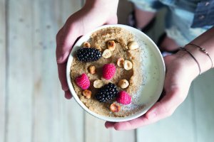 Amaranth Pudding