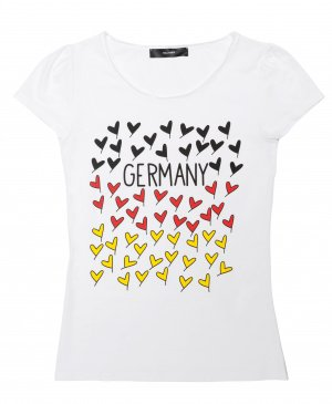 Fußball EM T-Shirt Hallhuber