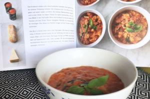 Tomatensuppe von Jamie Oliver