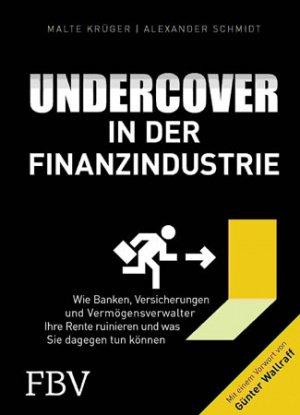 Buch Undercover in der Finanzindustrie
