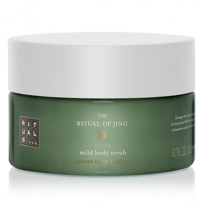 Ritual of Jing Body Scrub