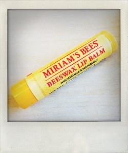 Miriam's Bees Lip Balm