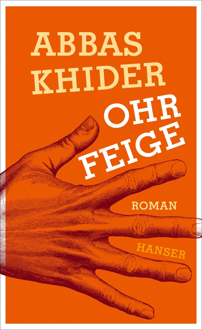 Buchcover Ohrfeige Roman