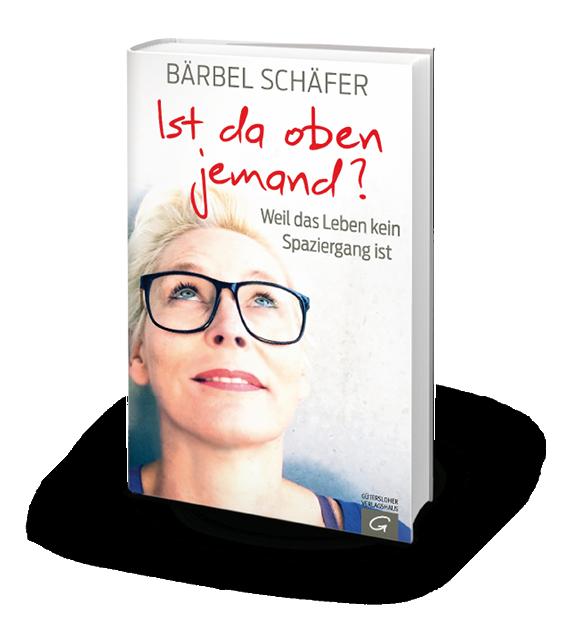 Bärbel Schäfer: Ist das oben jemand? (Buch)