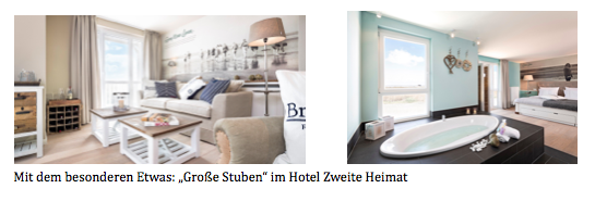 My Slow Place Das Hotel Zweite Heimat In St Peter Ording Www Emotion De