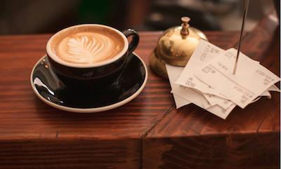 Prioritäten setzen - Kaffee